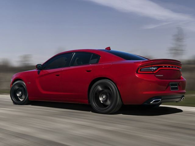 The World's Most Powerful Sedan - 2015 Dodge Charger SRT Hellcat