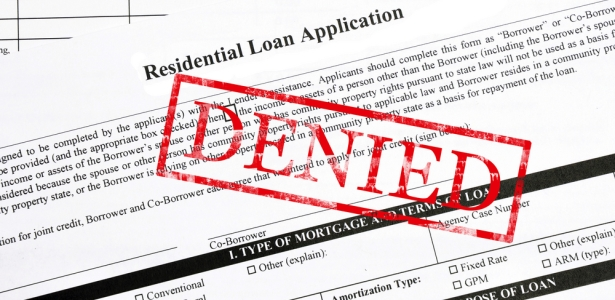 Top Reasons a Bank Will Deny Your mortgage Loan