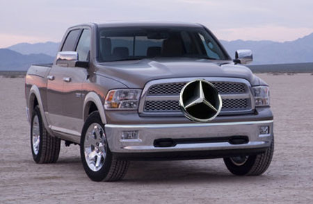Mercedes-Benz Plans To Launch Luxury Pickup Trucks