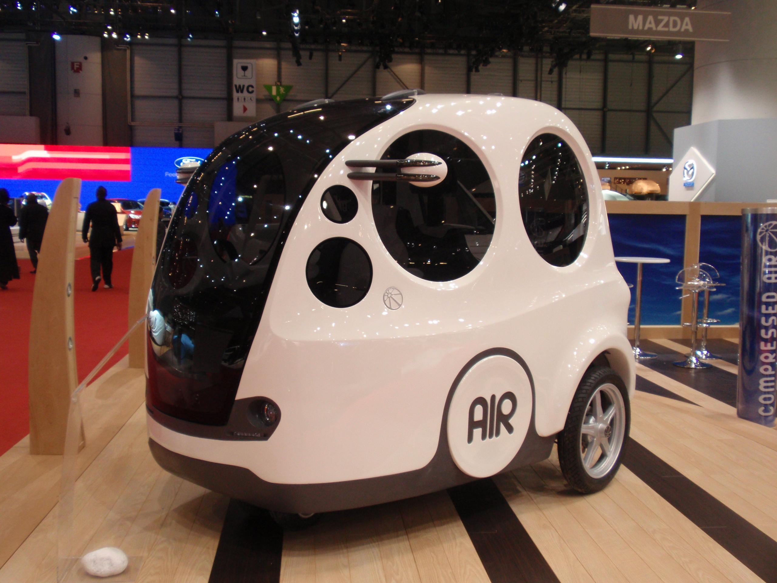 Auto That Runs on Air