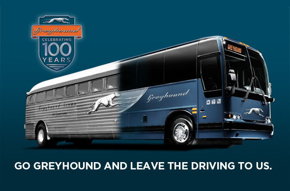 101 Years of Greyhound and Bus Trips Worth Mentioning