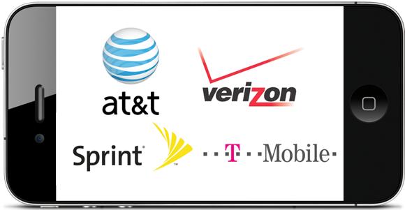 Verizon & Sprint Fined