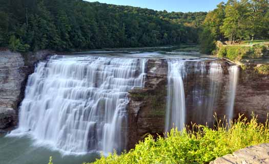NY's Letchworth State Park Gets Top Spot In Reader Poll
