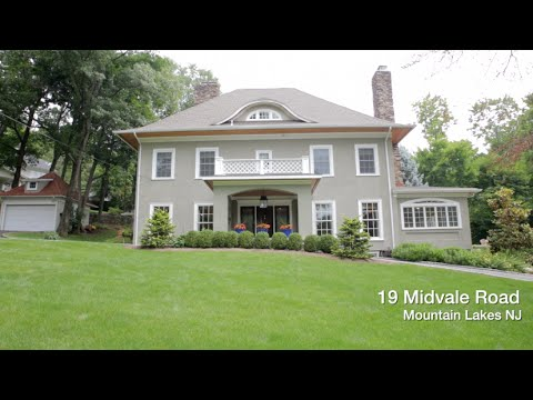 19 Midvale Rd Mountain Lakes NJ - Real Estate Homes For Sale