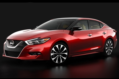2016 Nissan Maxima Review & Test Drive