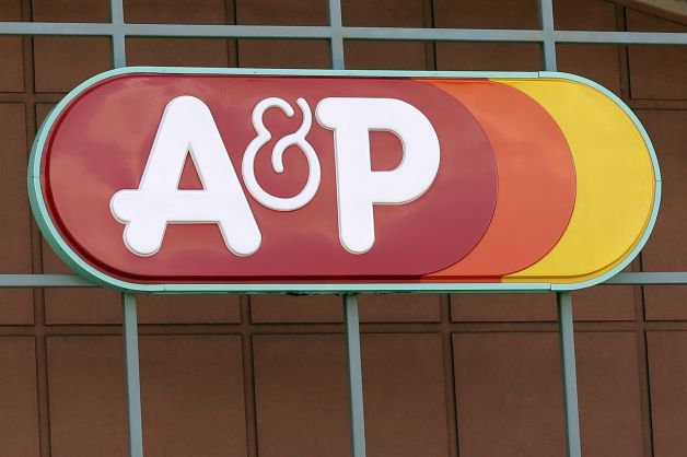 A&P Grocery Chain Files for Bankrutpcy
