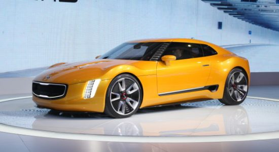 Kia's Sports Car Concept…Is the Hour at Hand?