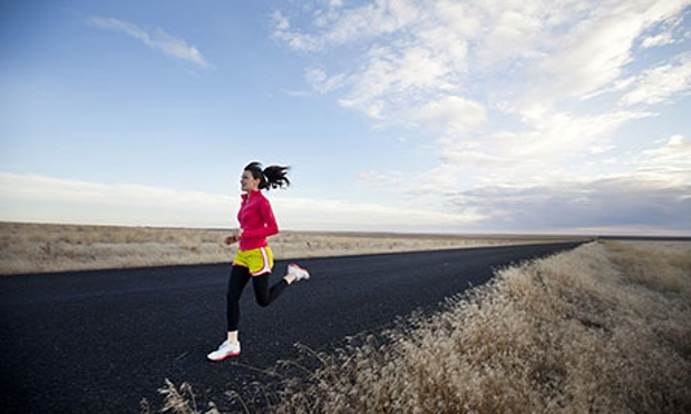 Run Only 5 Minutes a Day to Live Longer